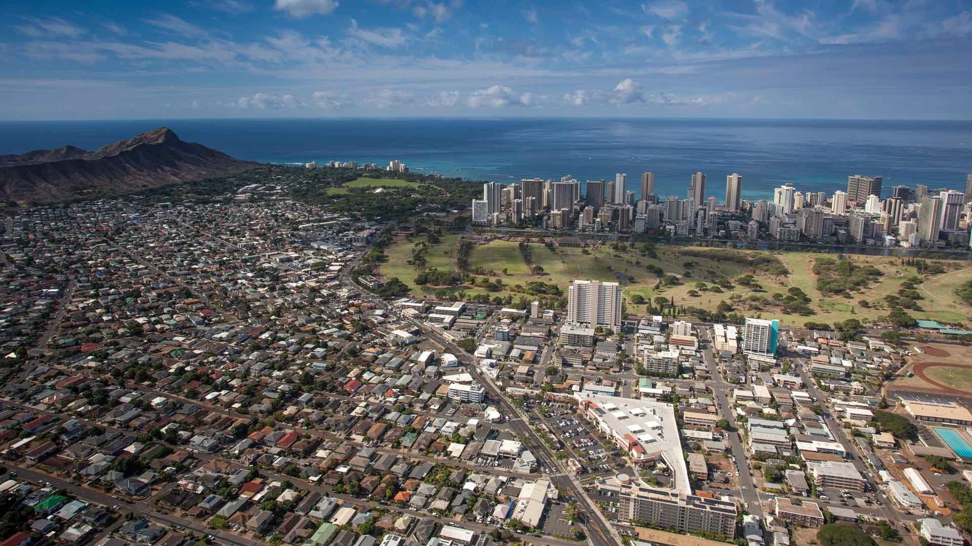 Honolulu_Aerial