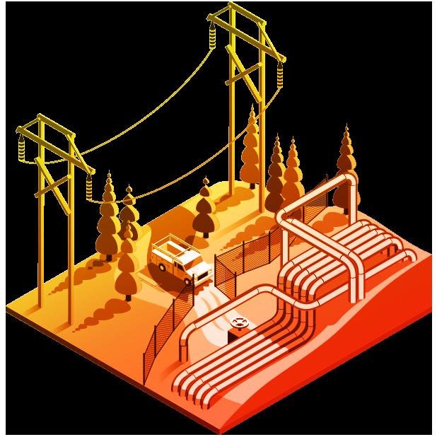 Utilities-Illustration