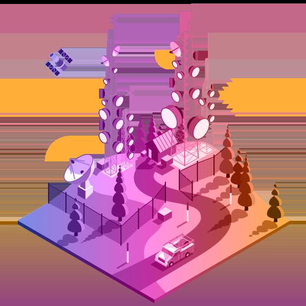 telecom-banner-illustration